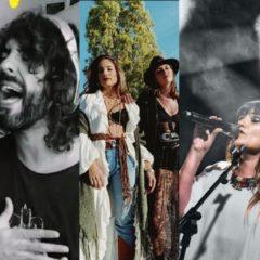 Conocemos los nuevos temas de Rozalén, Izal y Julia Medina con Carmen Boza