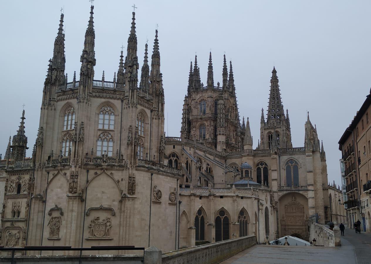 Visita online a los monumentos de Burgos