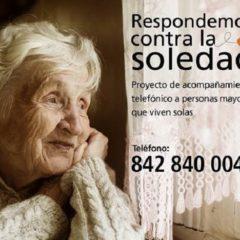 El Club Rotario Valle de Camargo presenta 'Respondemos contra la Soledad'