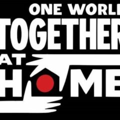 Disfruta #TogetherAtHome en primera fila