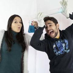 Experimentos caseros en Sede Afundación de A Coruña
