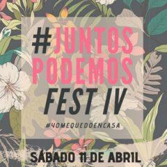 #JuntosPodemosFest IV