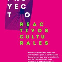 El Ayuntamiento de Murcia lanza el programa 'Reactivos Culturales' con 700.000 euros