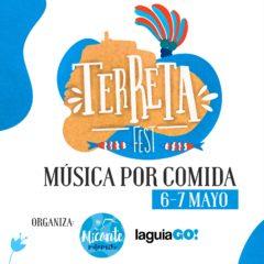 TERRETA FEST, festival online benéfico, 6 y 7 de mayo