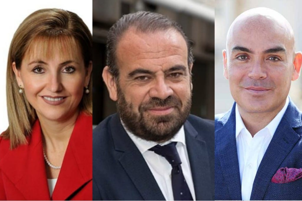 Kike Sarasola, Gabriel Escarrer y Gloria Guevara hablan sobre el dudoso futuro del turismo