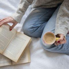 Viaja con la mente, libros para una cuarentena
