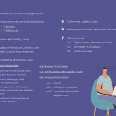 Turismo y cultura online por Castilla y León