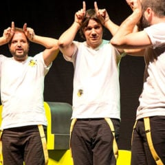 3 en Impro en Teatro Bellas Artes en Madrid