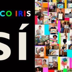 Exposición colectiva virtual 'Arcoíris.si'