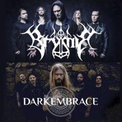 Brymir y Dark Embarce concierto en Vigo