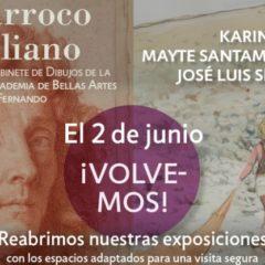 La Fundación Caja de Burgos reabre sus salas de exposiciones el 2 de junio