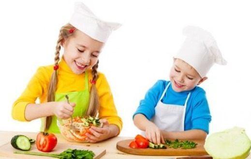 Cocina en familia para disfrutar con los pequeños de la casa
