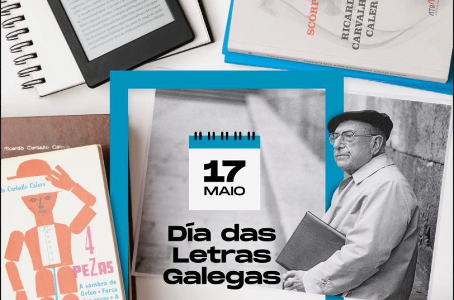 Día letras galegas propuestas digitales