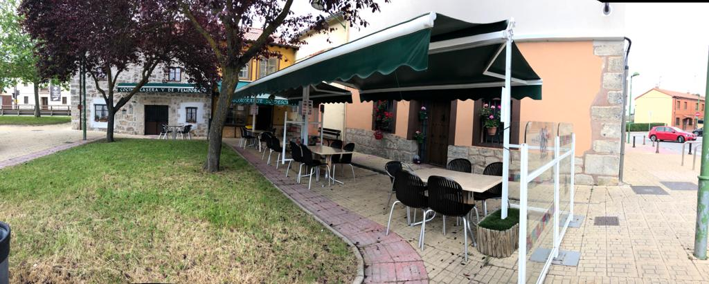 Descanso restaurantes abiertos en Fase 2