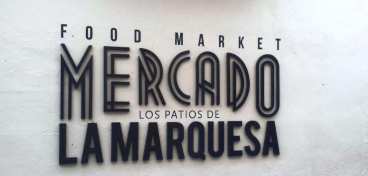 El Mercado los patios de la Marquesa, Córdoba