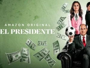 El presidente serie