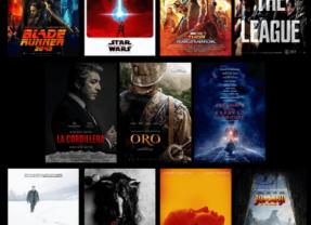 Estrenos de películas, documentales y series en junio