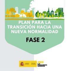 Murcia pasa a la fase 2 de la desescalada