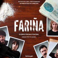 Fariña, obra de teatro en Pontevedra