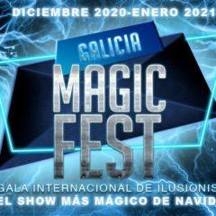 Galicia Magic Fest, gala Internacional de ilusionismo en Pontevedra