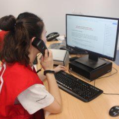 Plan Cruz Roja RESPONDE ha realizado más de 27.000 intervenciones en Valladolid