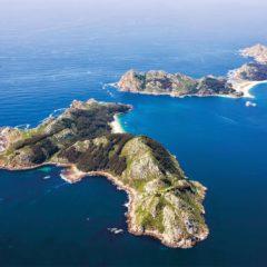 Descubre el parque Nacional de las Islas Atlánticas