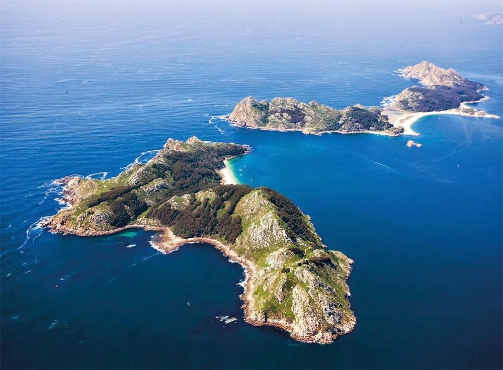 Islas Atlánticas Islas Cíes