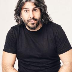 JJ Vaquero presenta su monólogo «Vaquero» en Cangas