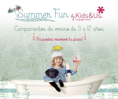 KIDSUS SUMMER CAMPS
