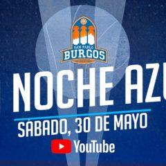 El San Pablo Burgos celebrará el Festival La Noche Azul con Grotesque, Arkano, Fetén Fetén y Vitor Benite