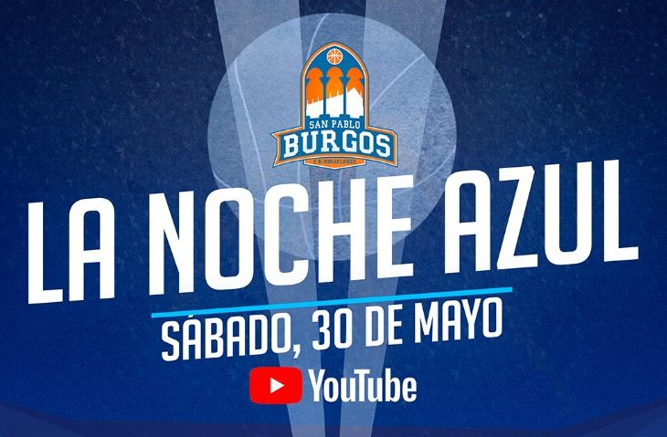 La Noche Azul San Pablo Burgos