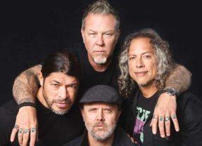 Metallica presenta una gira virtual con 30 conciertos
