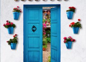 Los Patios de Córdoba. Verlos sin estar para seguir disfrutándolos…