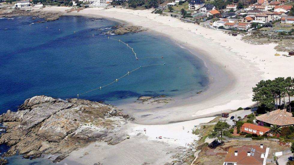 Playa Areas Sanxenxo