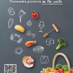 Pontevedra na túa cesta, promoción del producto de las Rías Baixas