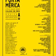 El festival PortAmérica pospone su edición a 2021