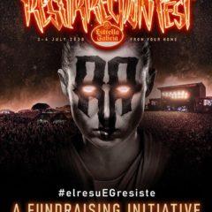 Resurrection fest presenta una edición benéfica del festival en streaming