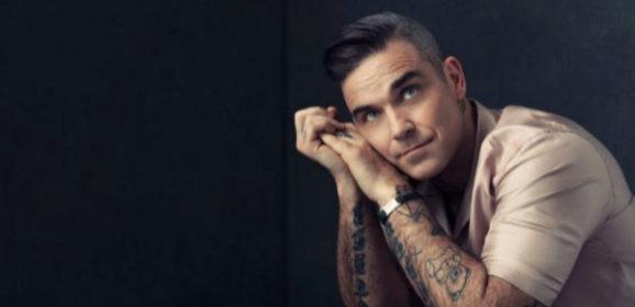 Robbie Williams presenta un concierto benéfico en Streaming