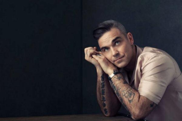 Robbie Williams concierto benéfico