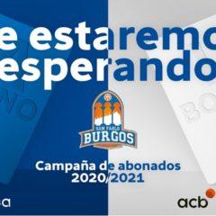 El San Pablo Burgos reinventa sus abonos