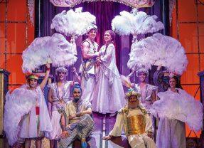 Aladín. Un musical genial en Auditorio Municipal de Arroyomolinos en Madrid