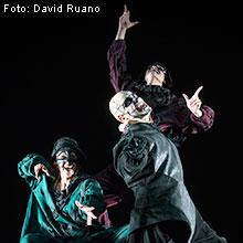 Así que pasen cinco años (Atalaya) en Teatre Municipal de Torrevieja en Alicante