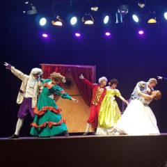 Cenicienta, el musical (Barbarie) en Aula de Cultura de la CAM en Alicante