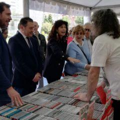 La Feria Internacional del Disco de Valladolid-Castilla y León no se suspende se aplaza a septiembre 2020