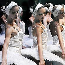 El Lago de los Cisnes (Ballet de Moscú) en Teatre El Jardí de Figueres en Girona