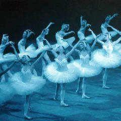 El Lago de los Cisnes en el teatro Afundación de Vigo