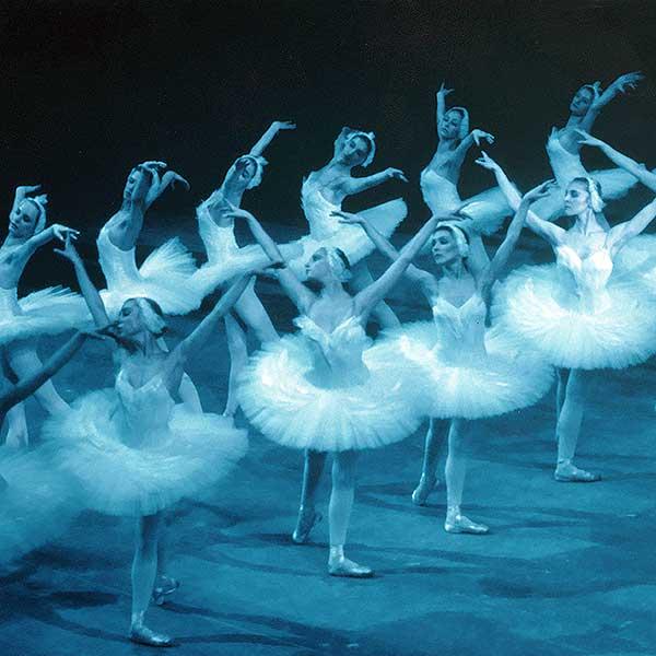 El Lago de los Cisnes, del ballet nacional ruso en Vigo