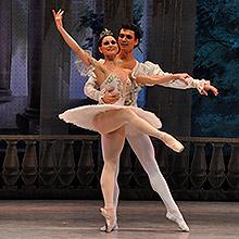 La Bella Durmiente (Russian National Ballet) en Teatro López de Ayala en Badajoz