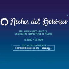 Concierto de Noches del Botánico 2021 en Real Jardín Botánico Alfonso XIII en Madrid