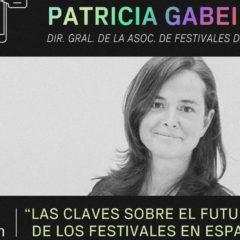 Patricia Gabeiras, directora de la Asociación de festivales de Música: 'Hay que garantizar las medidas sanitarias'